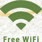 1階ロビースペースをはじめ、全室無料WIFI利用いただけます。